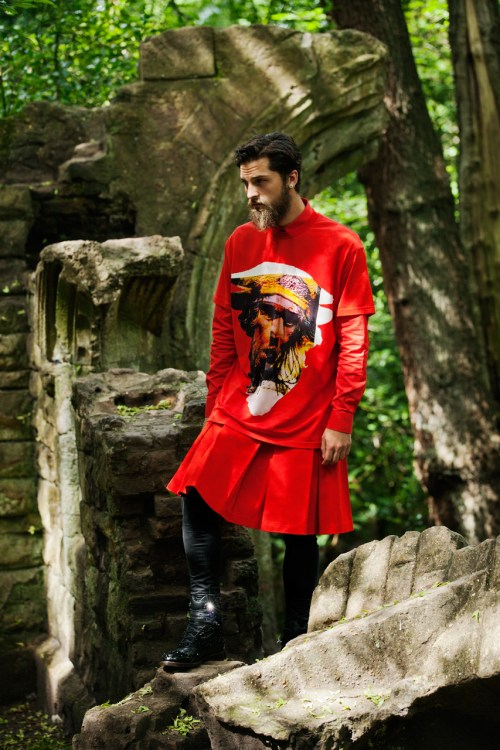 """HYPEBEAST Magazine: Givenchy by Riccardo Tisci 2012 Fall/Winter """"REVERIE"""" Editorial"""