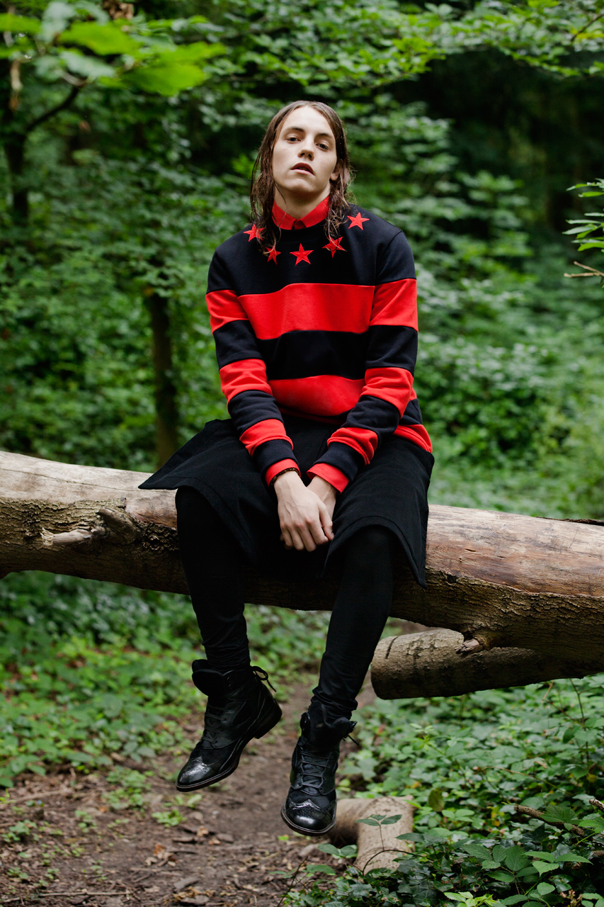 hypebeast magazine givenchy by riccardo tisci 2012 fall winter reverie editorial