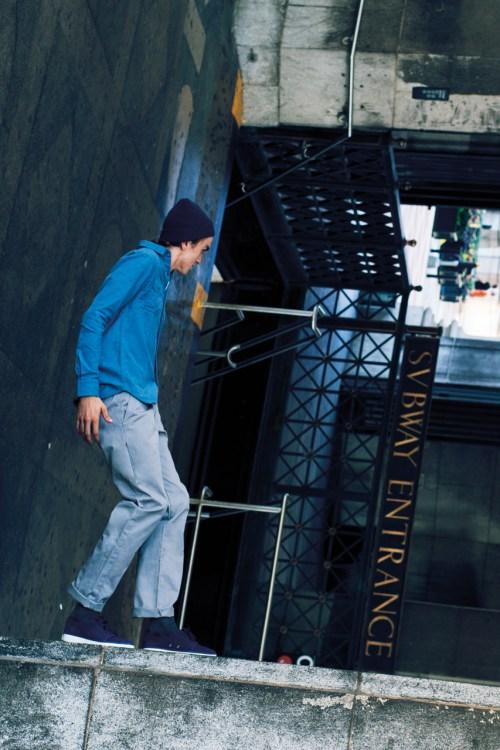 "HYPEBEAST Magazine: HUF 2012 Fall/Winter ""STANCE"" Editorial"