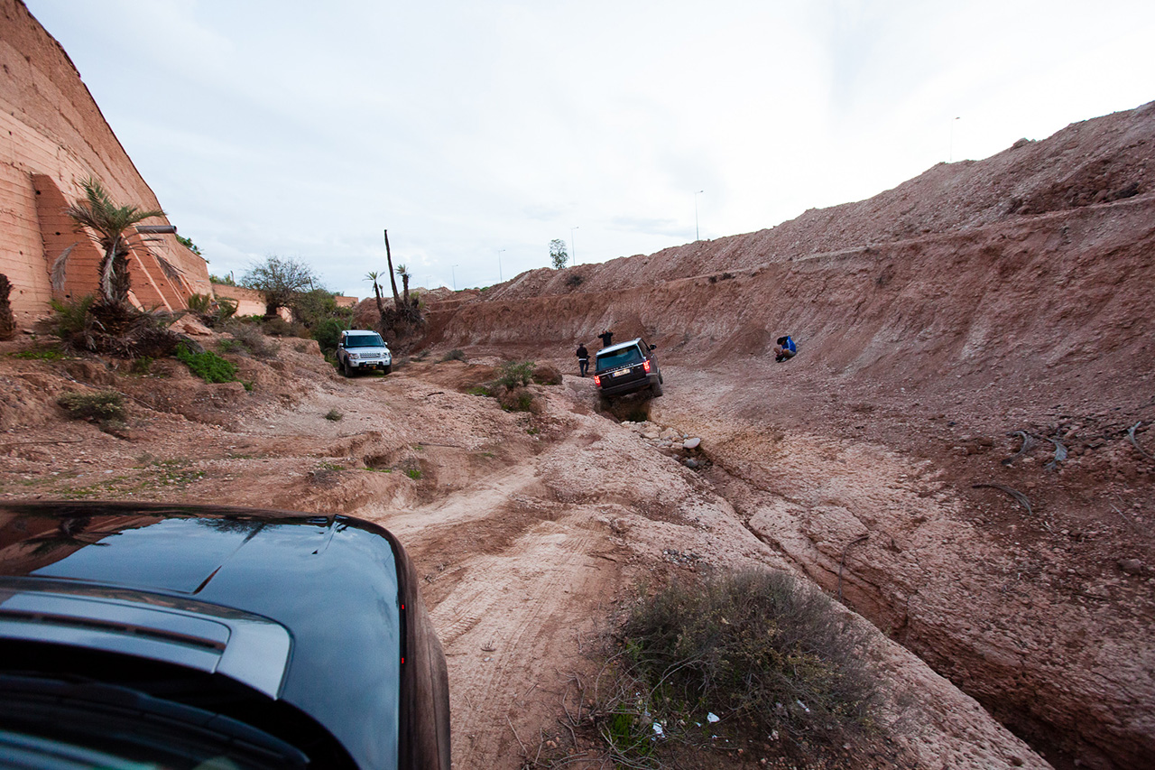hypebeast spends a weekend in morocco with the new range rover
