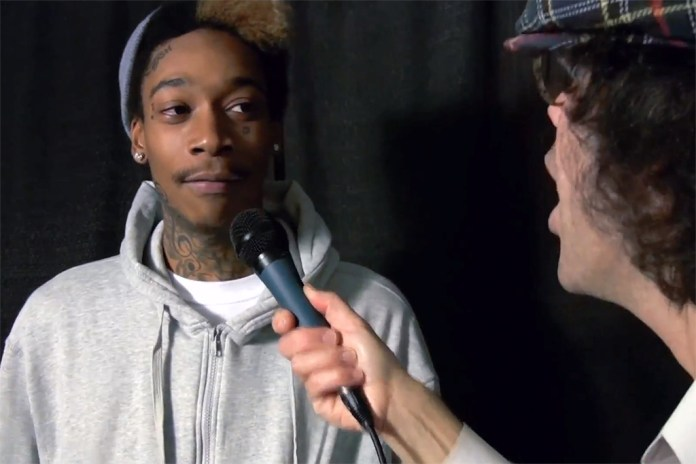 i am OTHER: Nardwuar vs. Wiz Khalifa