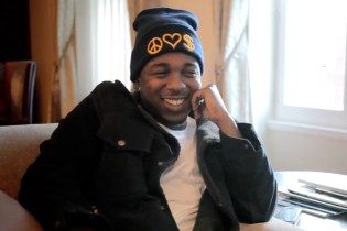 i-D Magazine: i-N Conversation with Kendrick Lamar Video