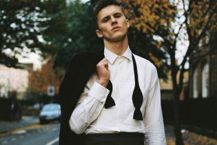 i-D Magazine: MR PORTER x Acne 2012 Fall/Winter Capsule Collection