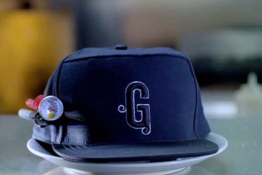 Ilan Hall of The Gorbals x Ampal Creative Chef's Hat