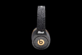 Illest x Beats Studio Headphones