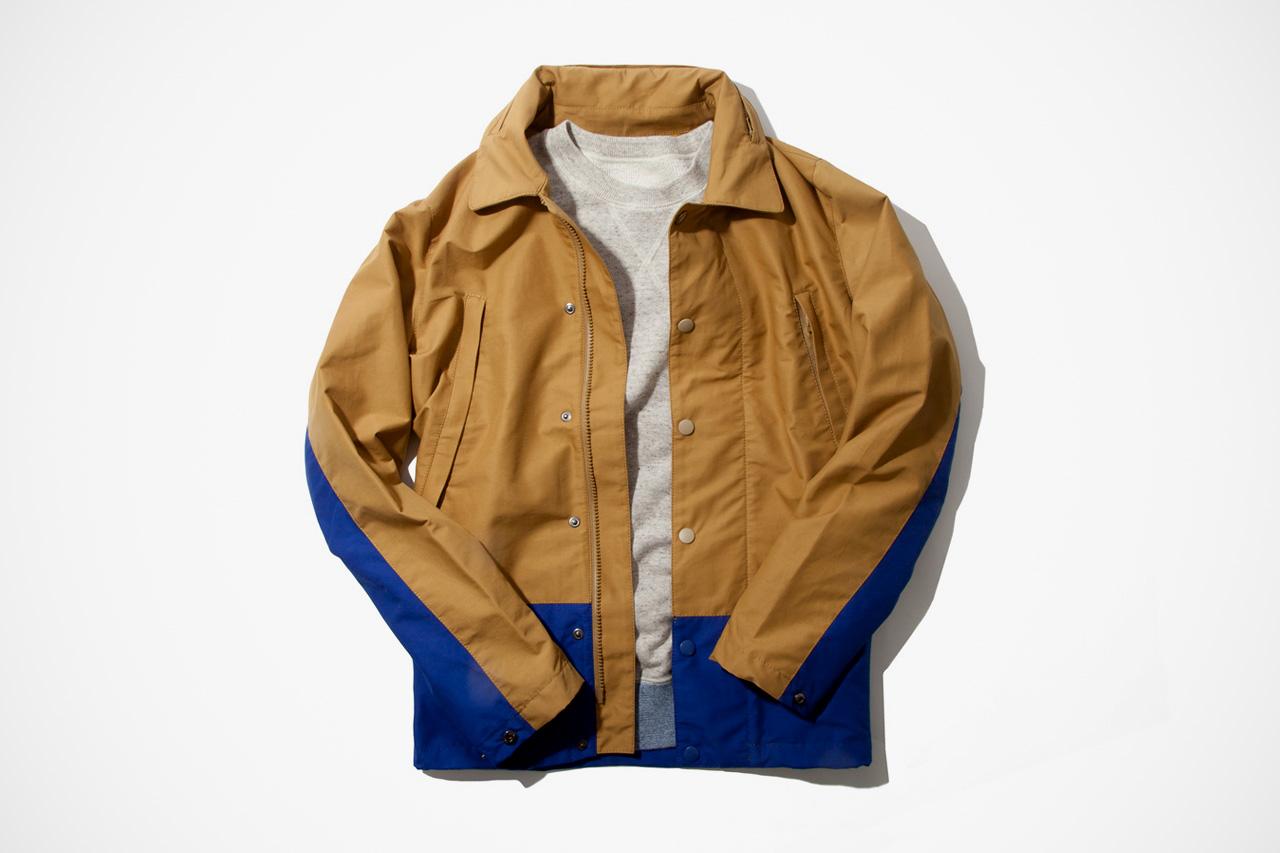 IMIND 2012 Fall/Winter Beige Coach Jacket