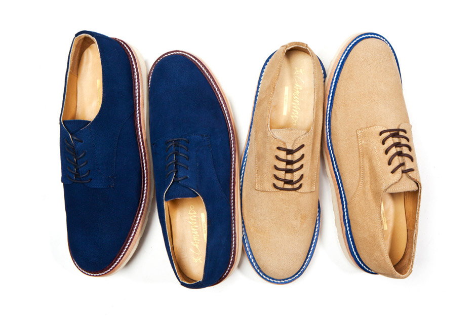 IMIND x Caminando 2012 Fall/Winter Collection