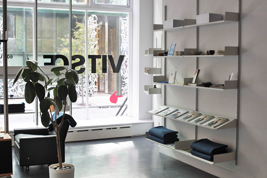 Inventory Magazine Issue 07 Vitsoe NYC Shop-in-Shop Launch