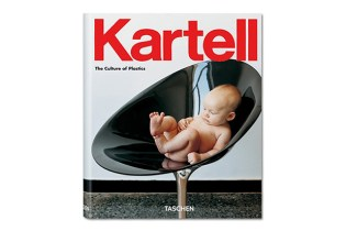 Italian Furniture Icon Kartell Documented in TASCHEN's The Culture of Plastics