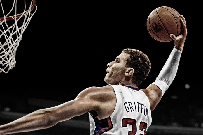 It's Official: Blake Griffin Joins Jordan Brand