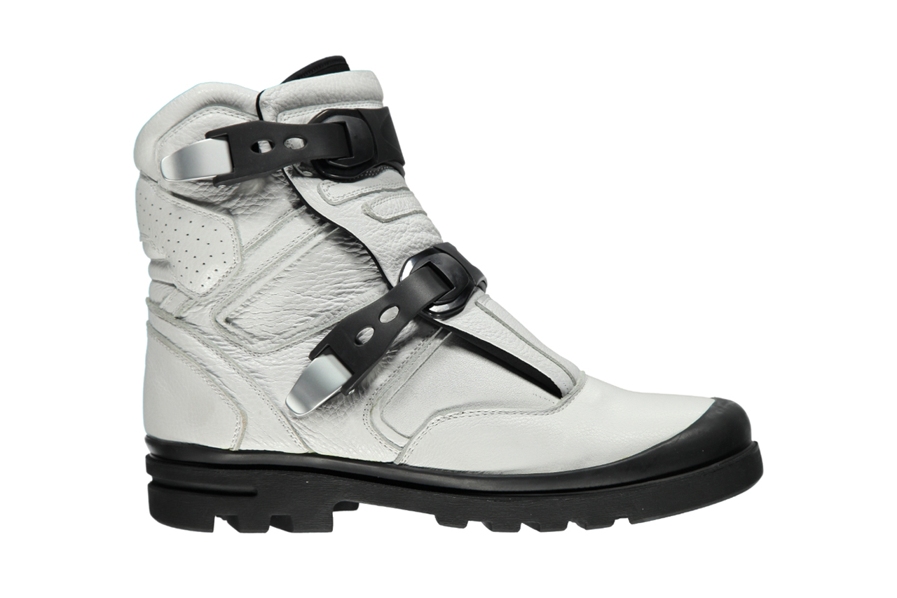 J.W. Anderson x ALDO Leather Moon Boots
