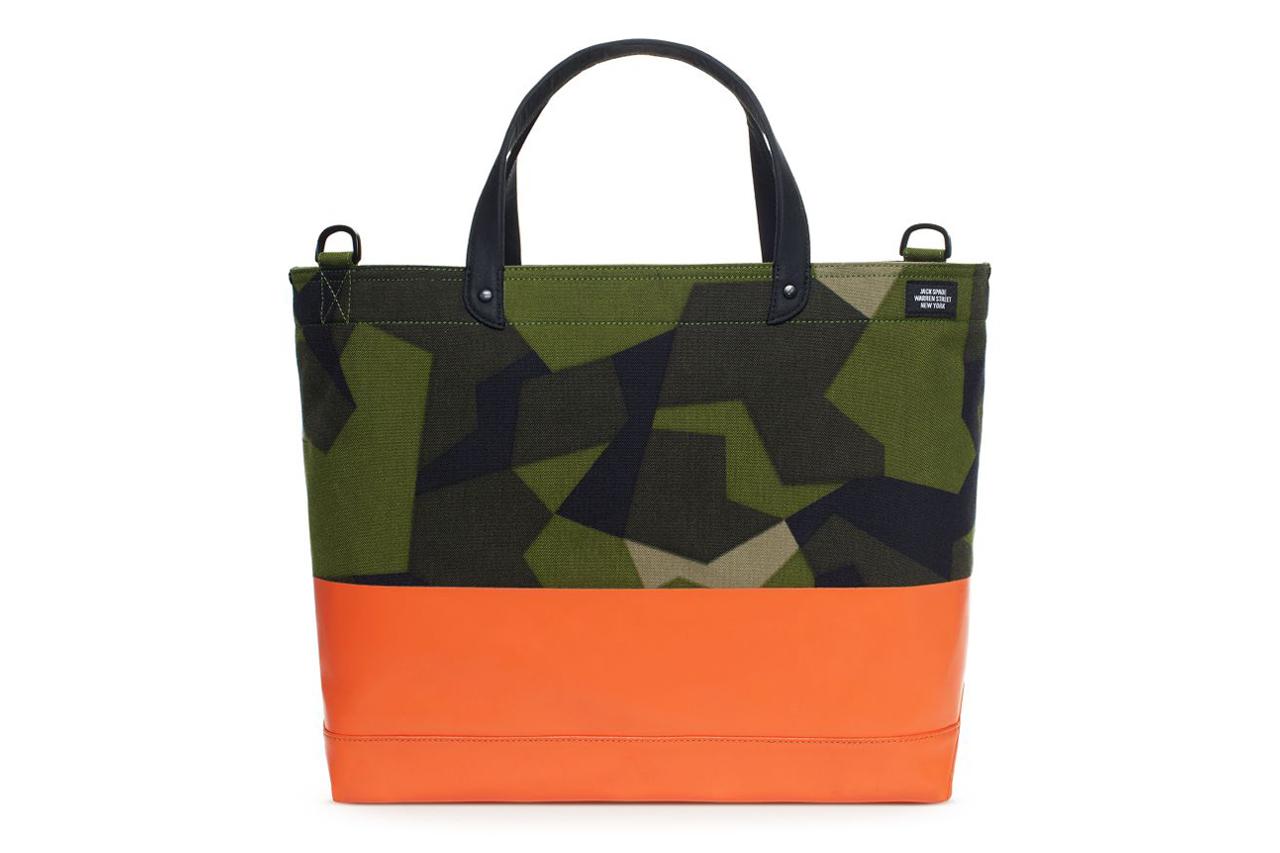 Jack Spade Camo Bags