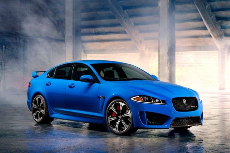 Jaguar Debuts Wild XFR-S