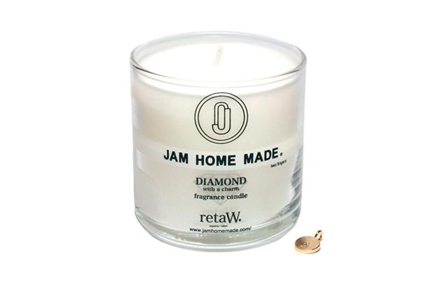 JAM HOME MADE x retaW DIAMOND FRAGRANCE CANDLE