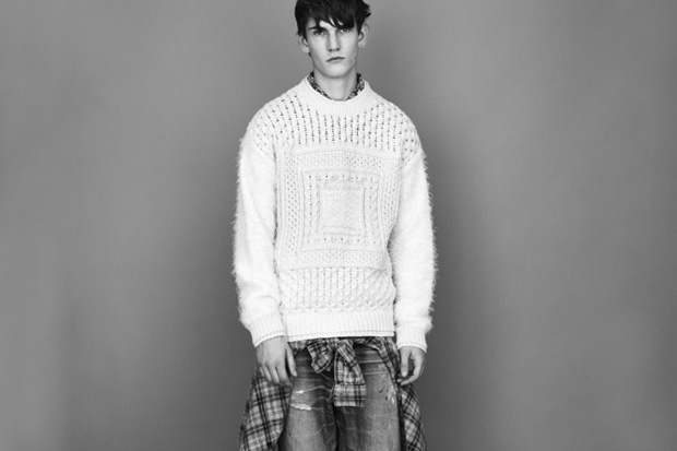 James Long on his Capsule Knitwear Collection for Topman