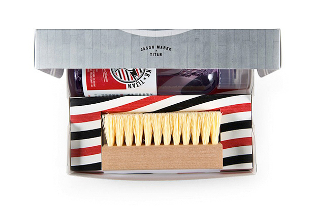 Jason Markk x Titan Essential Shoe Grooming Kit