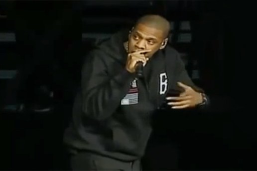 "Jay-Z Performs ""99 Problems But Mitt Ain't One"" @ Ohio Obama Rally"