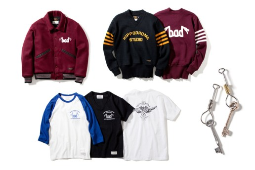 Jeff Decker x NEIGHBORHOOD 2012 Fall/Winter Collection