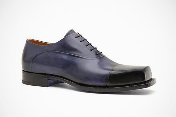 Jil Sander 2013 Spring/Summer Square Toe Shoes