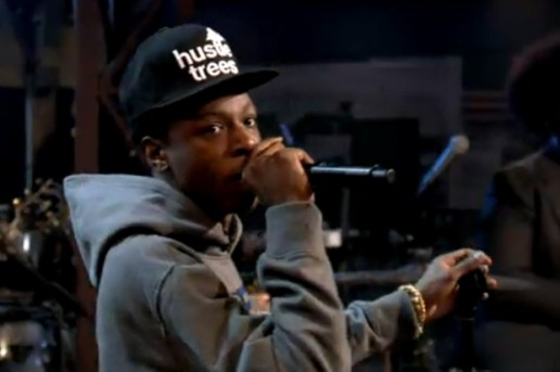 Joey Bada$$ – Waves (Live on Jimmy Fallon)