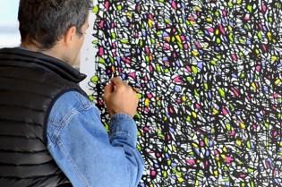 "JonOne ""A Beautiful Madness"" @ Fabien Castanier Gallery Recap"