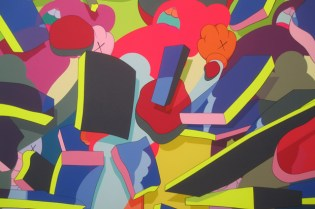 "KAWS ""Imaginary Friends"" Exhibition @ Galerie Perrotin Paris Recap"