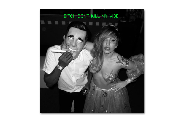 Kendrick Lamar featuring Lady Gaga – B*tch Don't Kill My Vibe
