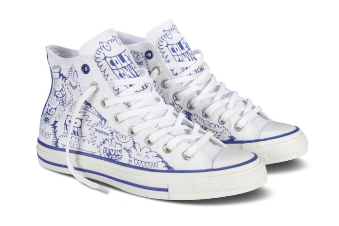 Kevin Lyons x Converse Chuck Taylor All Star for colette