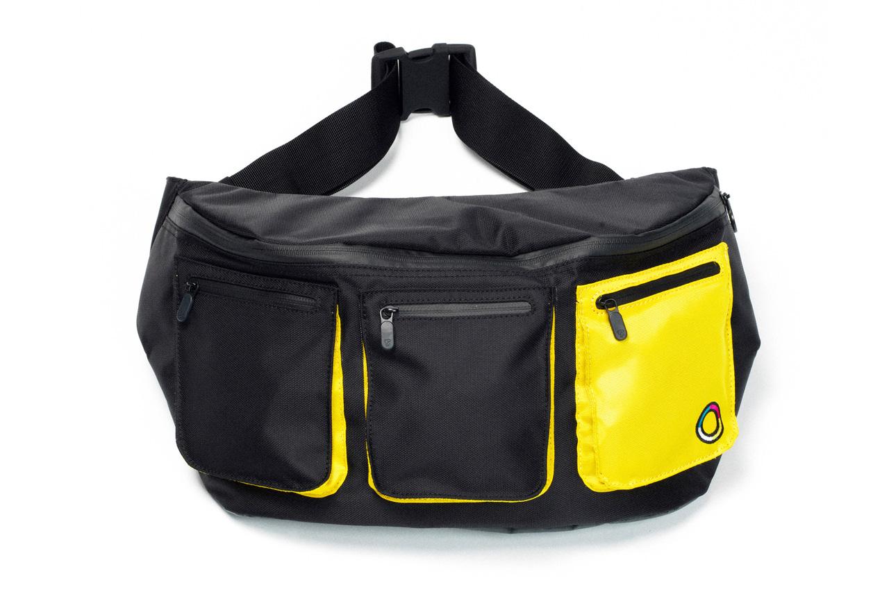 Kidrobot Black Collection x Staple Design x Lexdray Sling Bag