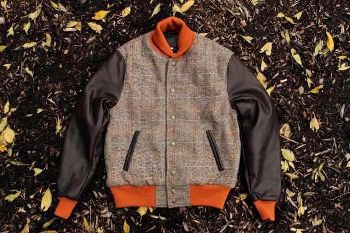Kith x Harris Tweed Outerwear Collection by Golden Bear