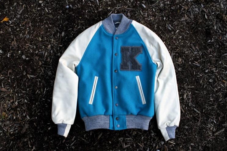 Kith x Golden Bear 2012 Fall/Winter Outerwear Collection