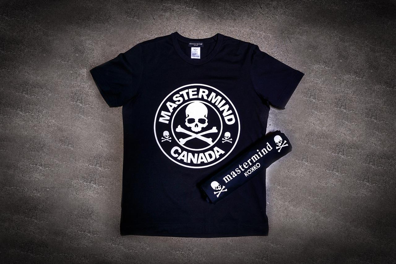 kokko x mastermind japan t shirt