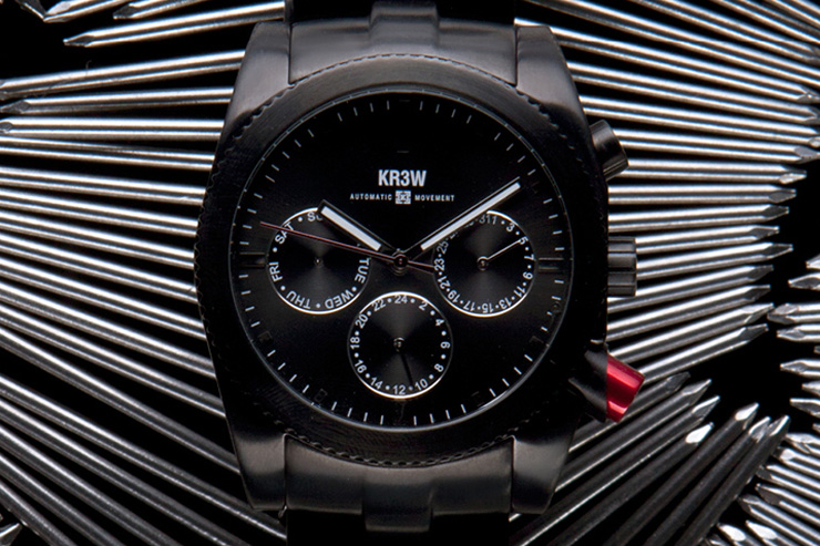 KR3W 2012 Holiday Watch Collection