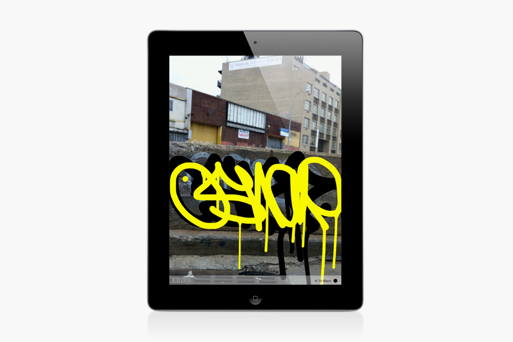 KRINK Updates Its App with New Markers and Features