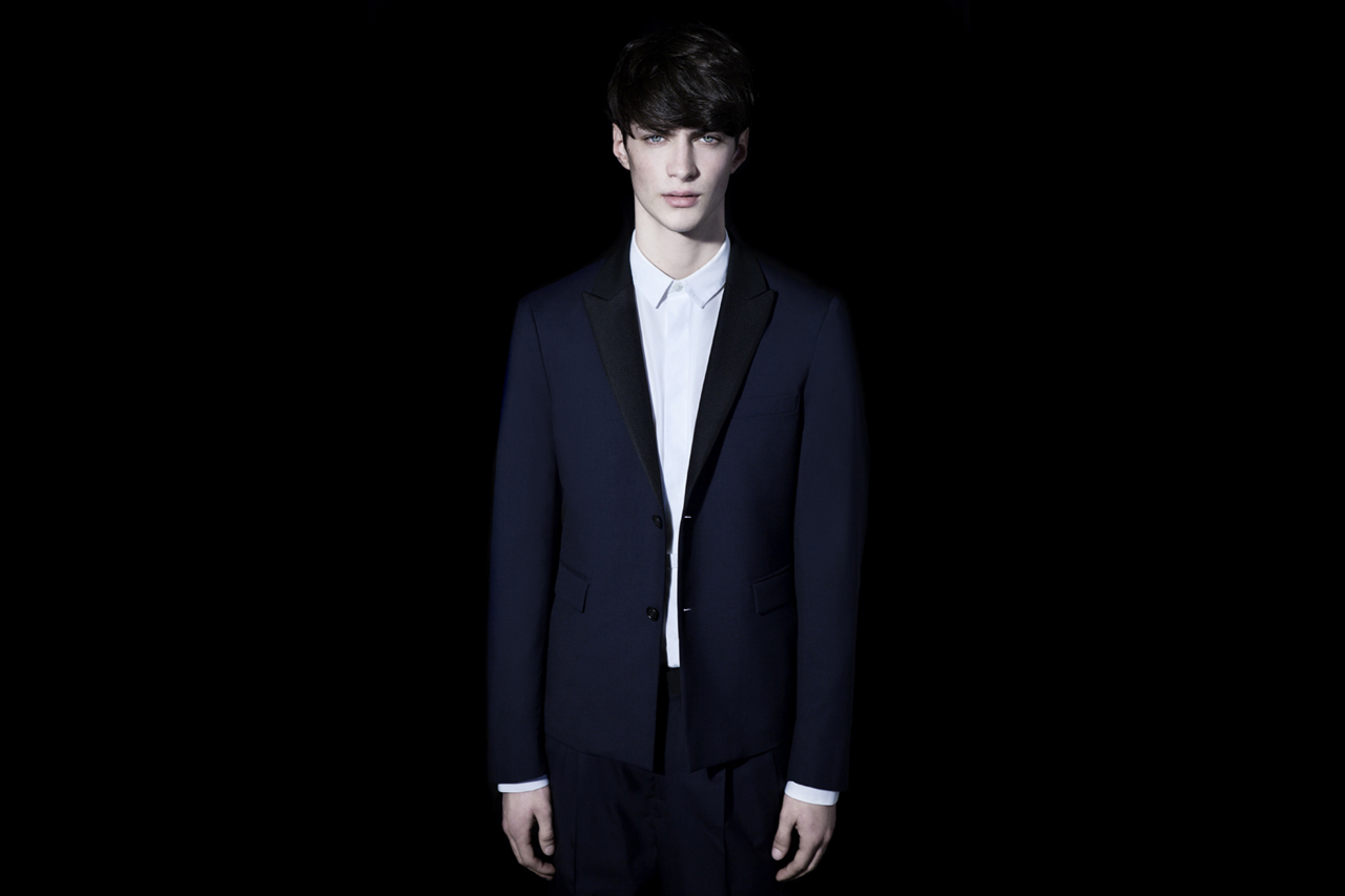 Kris Van Assche Talks About His Essential Tuxedo