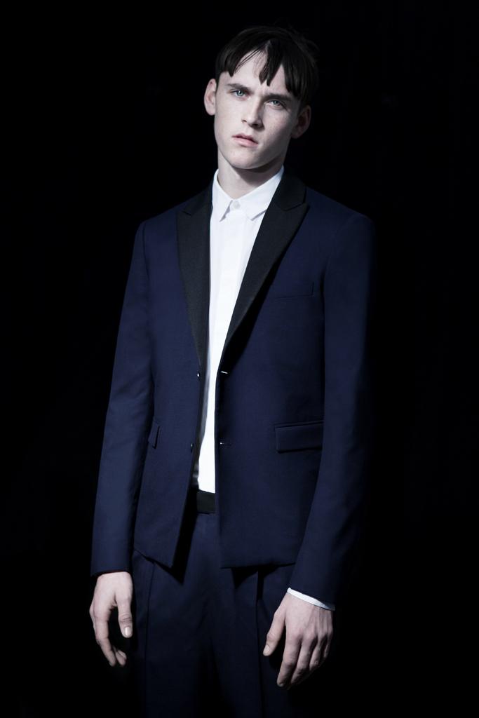 kris van assche talks about his essential tuxedo