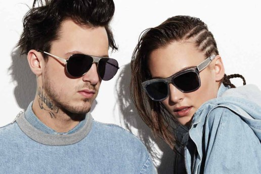 Ksubi Eyewear 2013 Spring/Summer Collection