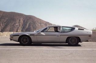 Lamborghini's Razor-Sharp Espada - Three Decades Later