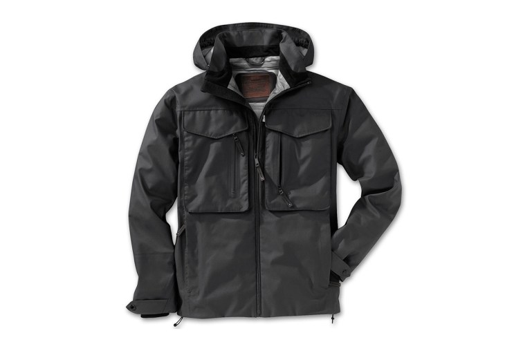 Levi's x Filson 2012 Fall/Winter Fishing Jacket