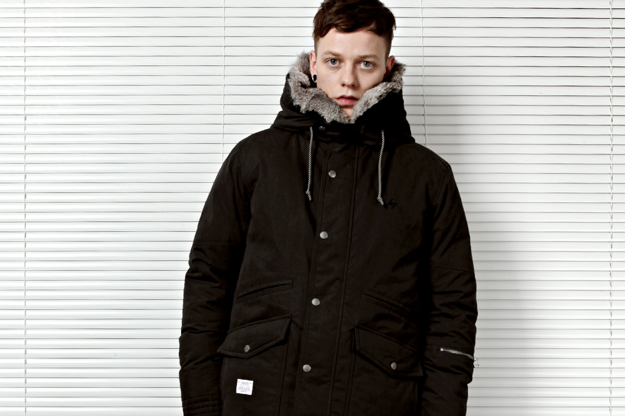 LIFUL 2012 Fall/Winter Down Parka Collection