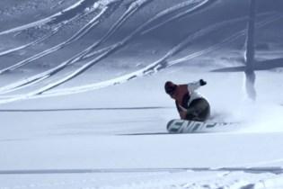 Looking Sideways x Endeavor Snowboards x Vans Snowboarding Collaboration Video