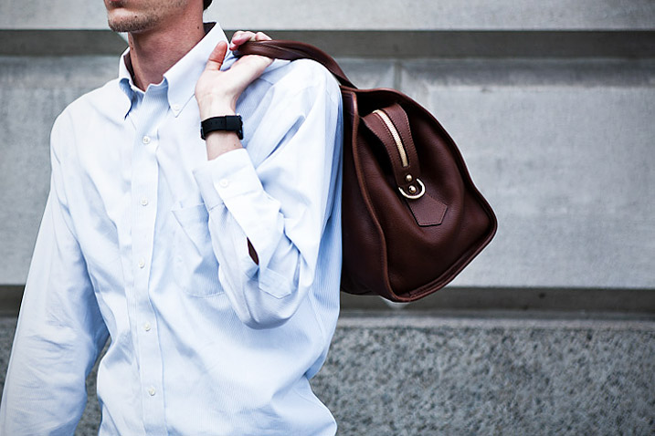 Lotuff Leather 2012 Fall/Winter Bag Collection