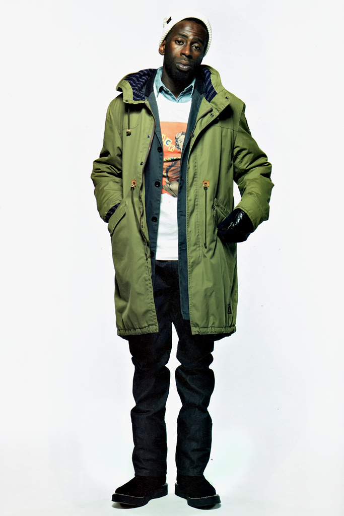 LUKER by NEIGHBORHOOD 2012 Fall/Winter Collection Editorial
