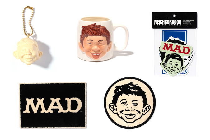 MAD Magazine x NEIGHBORHOOD 2nd Capsule Collection
