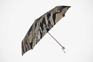 maharishi x London Undercover 2012 DPM Umbrella Collection