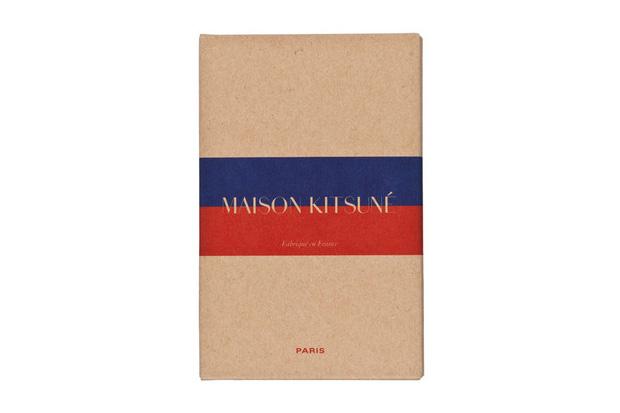 Maison Kitsune x Calepino Notebook