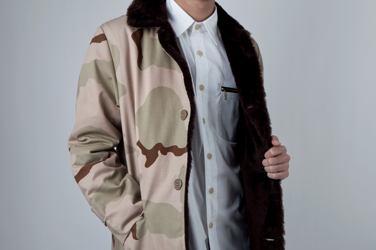 Mark McNairy 2012 Fall/Winter New Releases