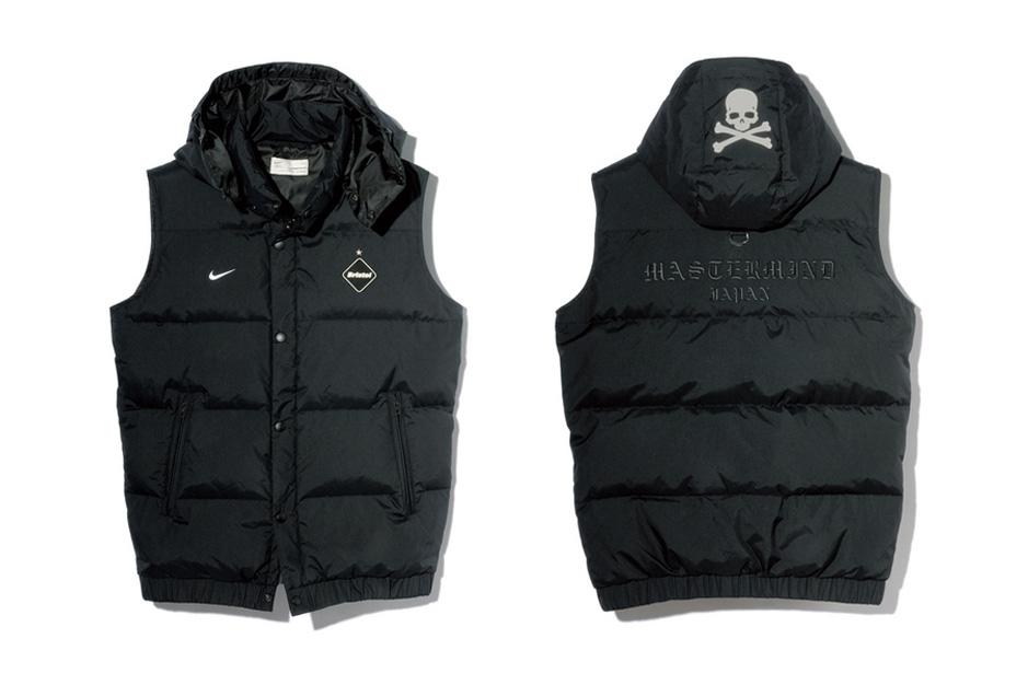 mastermind japan x f c r b 2012 fall winter november releases