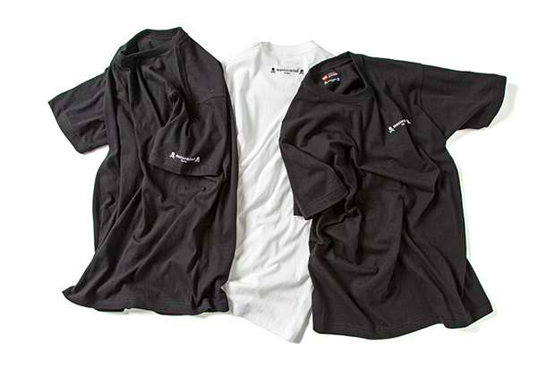 mastermind JAPAN x Hanes 2012 Fall/Winter Collection