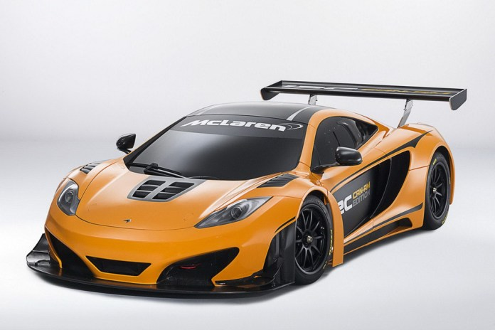 McLaren Unveils the 630HP MP4-12C Can-Am GT